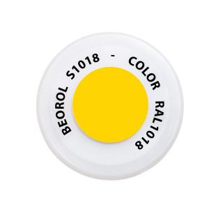 Sprej žuta Limone RAL1018