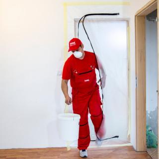 Zaštitna vrata protiv prašine 1.3x2.3m