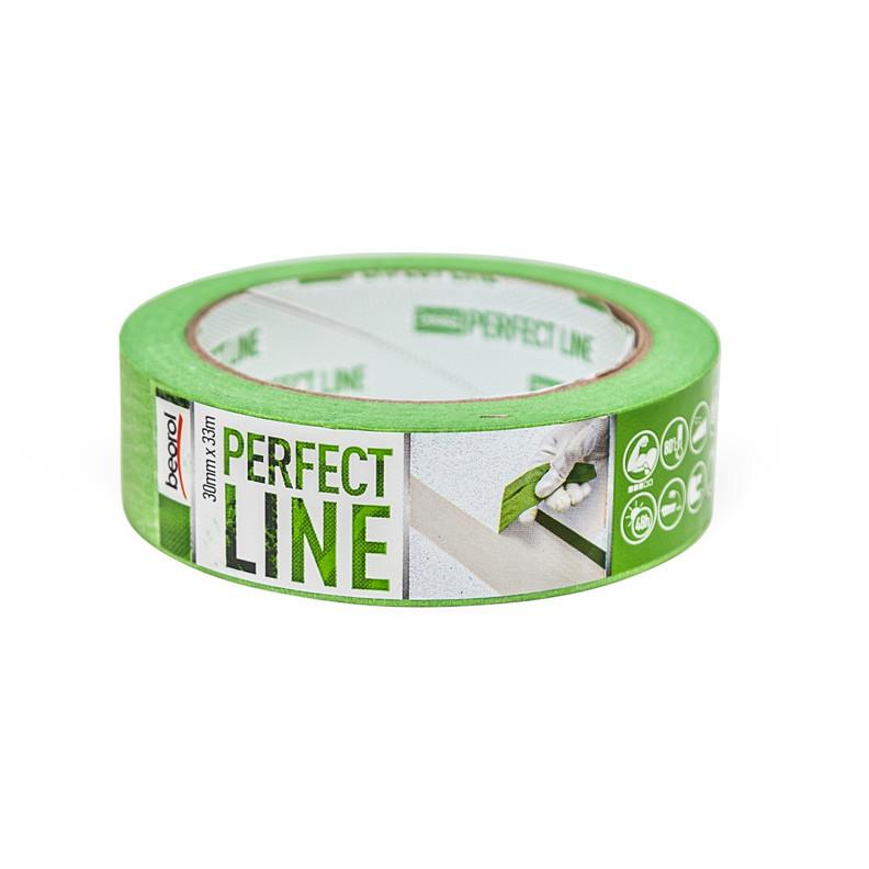 Krep traka Perfect line 30mm x 33m, 80ᵒC