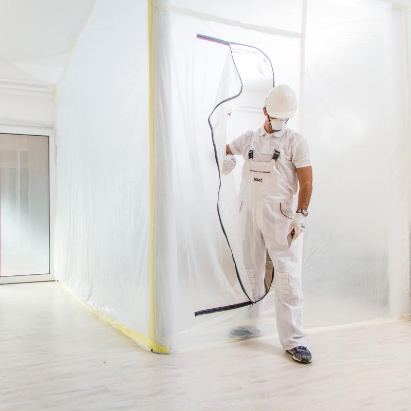 Zaštitna vrata protiv prašine 1x2.3m